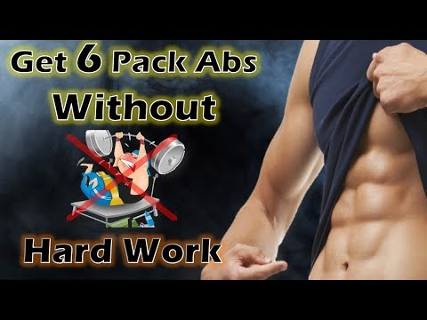 How To Get A Six Pack Abs Quickly Without Hard Work | KMS Social