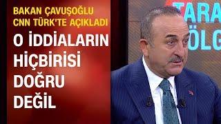 Bakanı Mevlüt Çavuşoğlu: Bugüne kadar Hafter'i teşvik eden ülkeler var