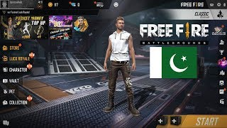 FREE FIRE - Tried this Game on Your Request! | Guy From Pakistan