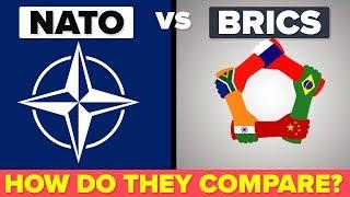 NATO vs BRICS - What