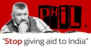 Phil Campion on foreign aid