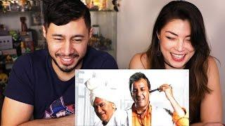 MUNNA BHAI M.B.B.S. & LAGE RAHO MUNNA BHAI Trailer Reaction!