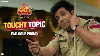 Touchy Topic   Arjun Patiala   Diljit, Kriti, Varun  Dinesh V   Bhushan K   Rohit J   26 July
