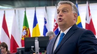 """Hungary will not be a country of migrants"" - Viktor Orban"