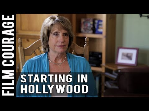 Advice To Anyone Starting A Career In Hollywood At Age 40 by Carole Kirschner