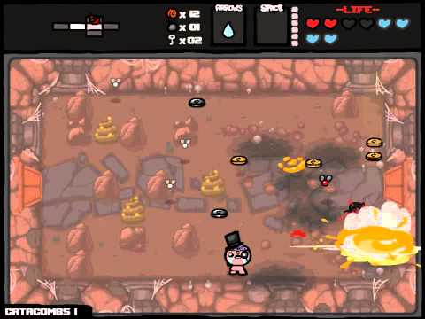 The Binding of Issac - How to find the Super Secret Room