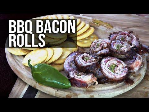 BBQ Bacon Rolls
