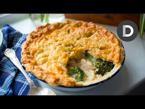 How to make... Chicken Pot Pie!