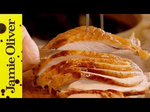 How To Carve A Turkey | Jamie Oliver