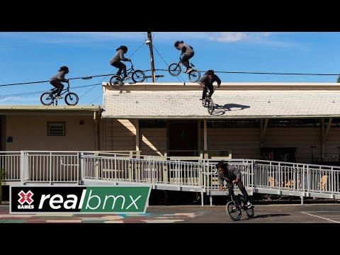 Brad Simms: Real BMX 2018   World of X Games