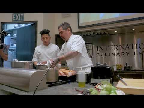 Chef Aarón Sanchez Demo at ICC New York [Recap]