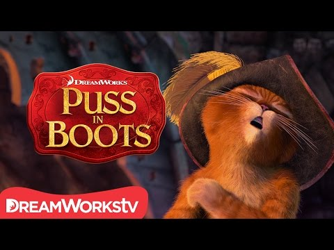 The Proper Way To Pet A Cat | NEW PUSS IN BOOTS