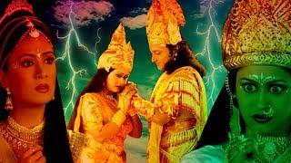 Love of Lord Vishnu Toward Maa Laxami ||  English Subtitle Hindi Devotional Serial ||