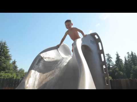 TurboTwister Inground Slide Overview
