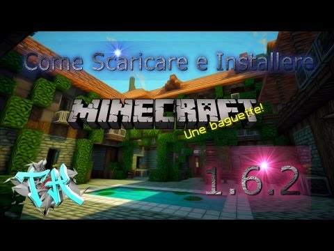 Come Scaricare il Nuovo Minecraft 1.6.2 (1.6.4) Crack Funzionante + Too Many Items, Optifine e X-ray