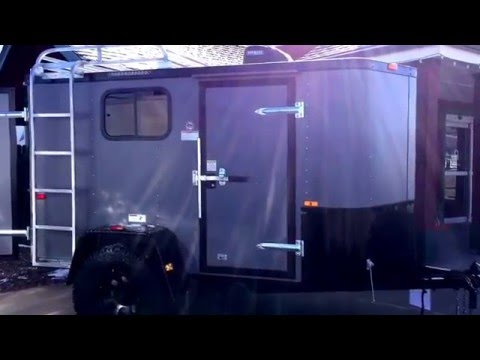 Awesome 5x10  Off Road Jeep trailer!