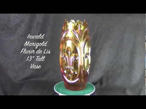 Inwald Marigold Fleur de Lis 13