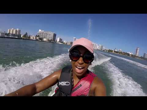 VLOG | 👉🏽JET SKIING, MIAMI BEACH