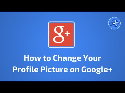 How to change your profile picture on Google+