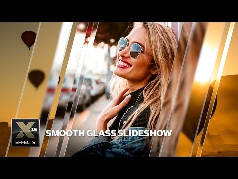 Smooth Glass Slideshow for Final Cut Pro X