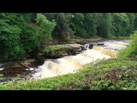 Aysgarth Falls - Yorkshire Dales - Waterfalls