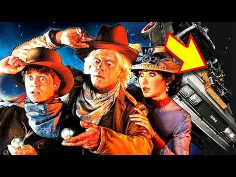 10 Things You Never Knew About BACK TO THE FUTURE III