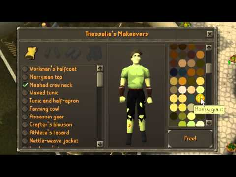 RuneScape - How To look like a Zombie - Halloween Special