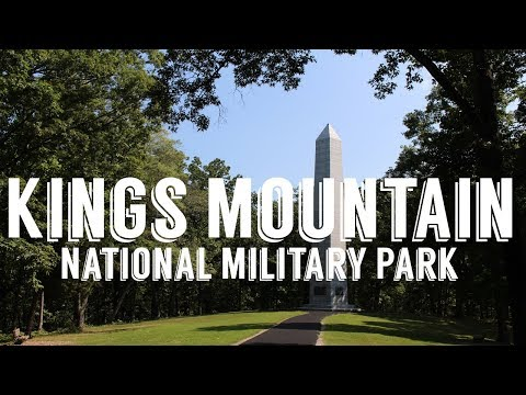 Kings Mountain National Military Park | U.S. National Parks | Wandering Around In Wonder