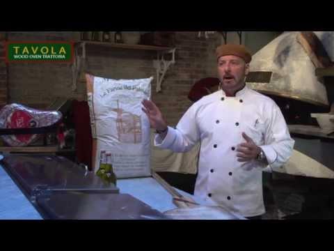Italian Bread at Tavola Trattoria NYC.