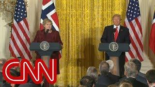 PM warns Trump: Don