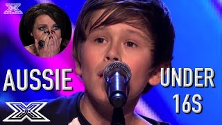 UNBELIEVABLE Aussie U16s Auditions | X Factor Global