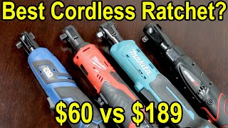 Best 3/8 Cordless Ratchet? Milwaukee M12 vs Makita, Earthquake \u0026 ProStormer. Let's find out!