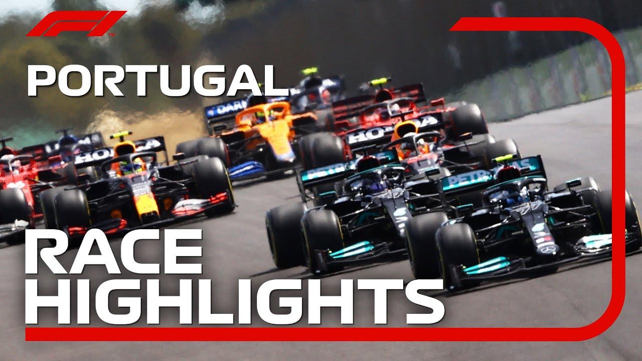 Race Highlights | 2021 Portuguese Grand Prix