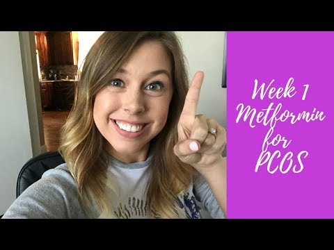 Metformin for PCOS | Week 1