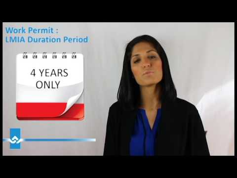 Work Permit  LMIA Duration Period