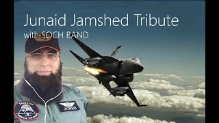 Pakistan Airforce Song   Tribute by Junaid Jamshed and SOCH Band