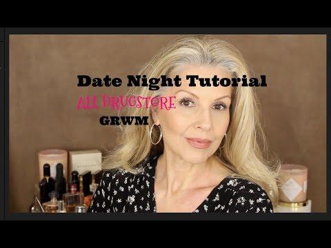 ~Date Night ALL DRUGSTORE GRWM~