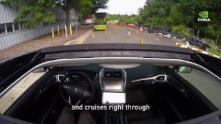 NVIDIA AI Car Demonstration