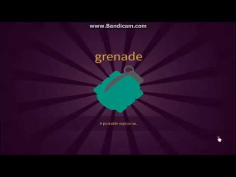 LITTLE ALCHEMY 2- how to make GRENADE