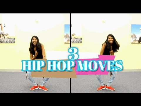 Basic HIP HOP moves for Beginners - Part 2 | Dance Tutorial