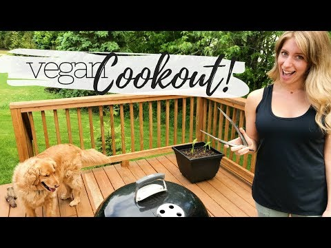 VEGAN BBQ RECIPES | Healthy Food for Grilling & Barbecues
