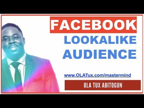 How Does Facebook Lookalike Audiences Work | Self Optimization & Update?