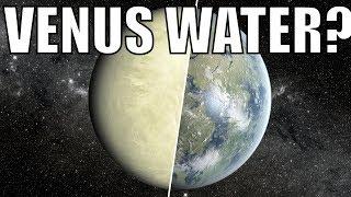 Is Venus Hiding Tons of Water?