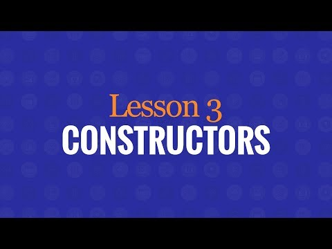 PHP Class Constructors
