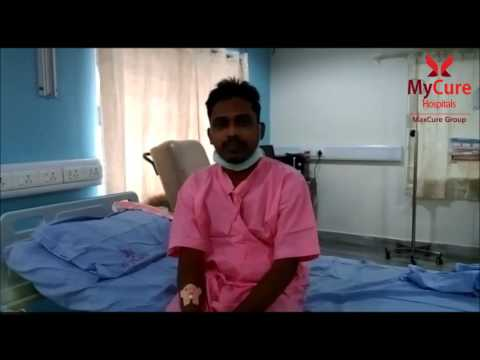 Kidney Transplantation Surgery performed at MyCure Hospitals - vizag