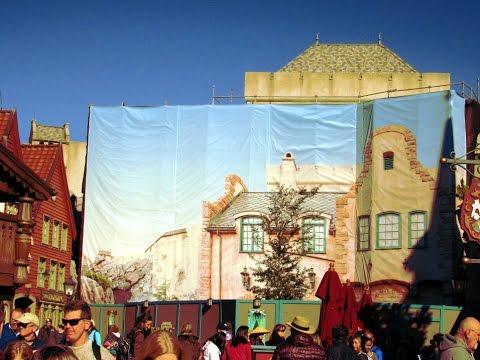 Disney Frozen Ride at Epcot Update 2