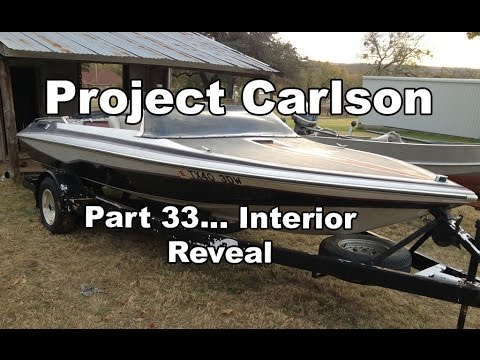 Project Carlson CVX-18- Gauge install and interior REVEAL!!
