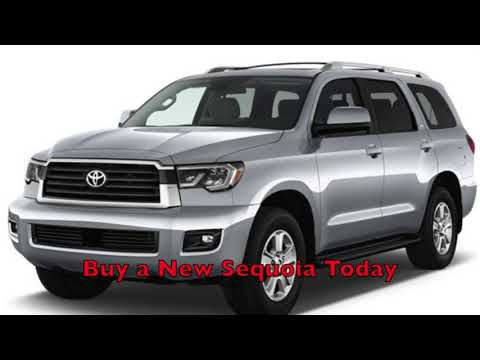 2018 Toyota Sequoia, Sun Toyota, Joe Pearson, 727-310-2630 best price in the Tampa Bay area!
