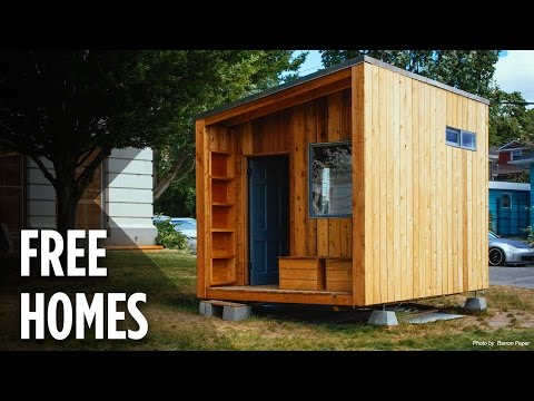 Can Tiny Homes Solve Homelessness In The U.S.?