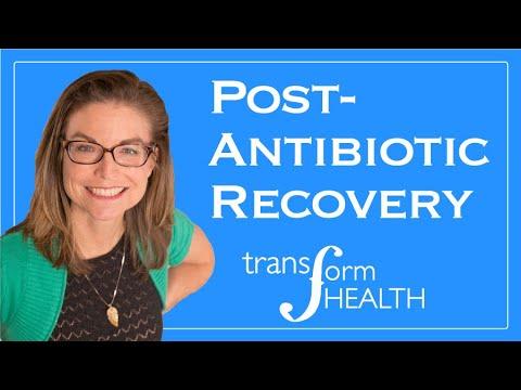 Post-Antibiotic Recovery